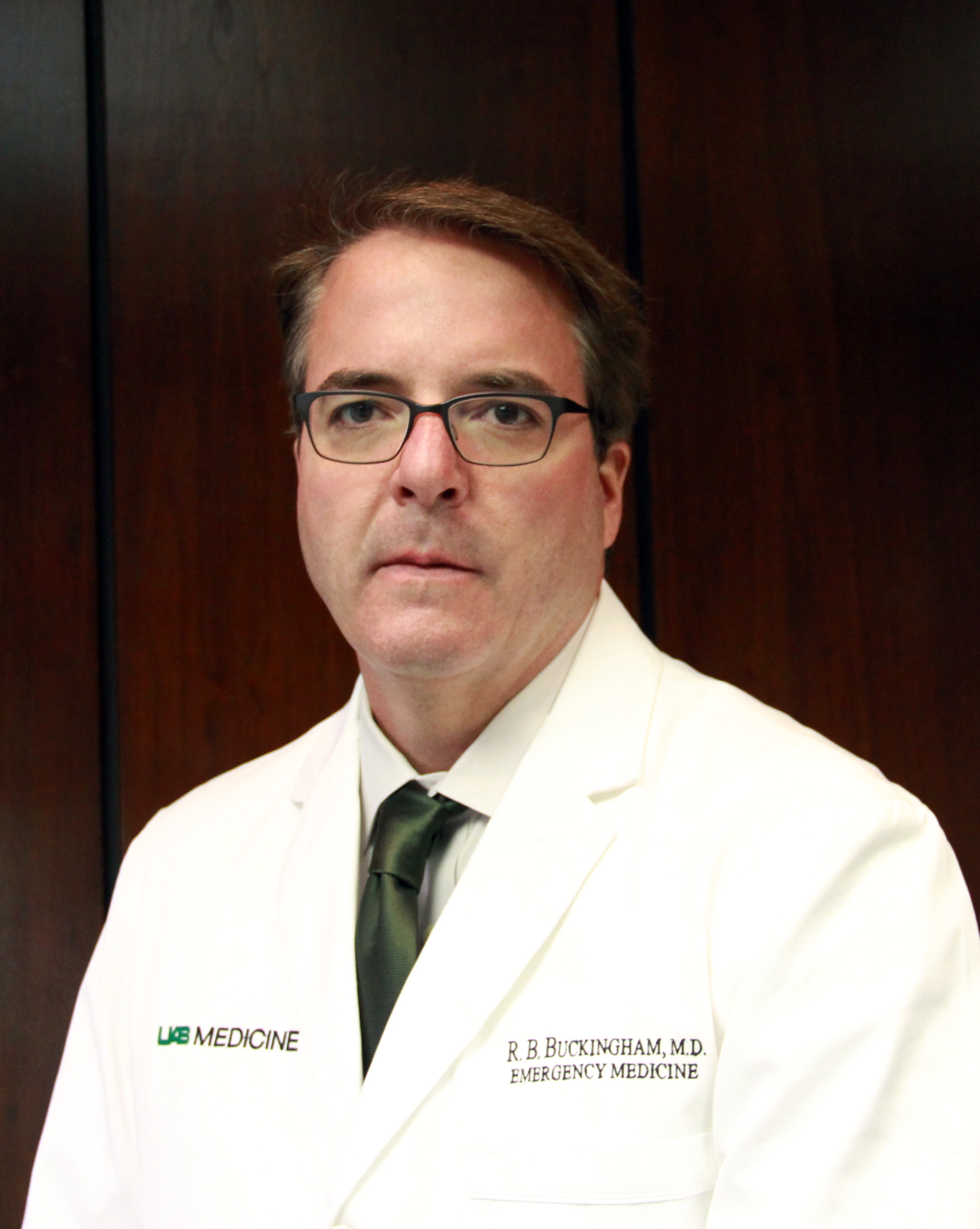 Robert B. Buckingham, MD
