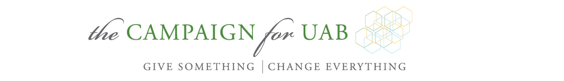 The Campaign for UAB - Give Something | Change Everything