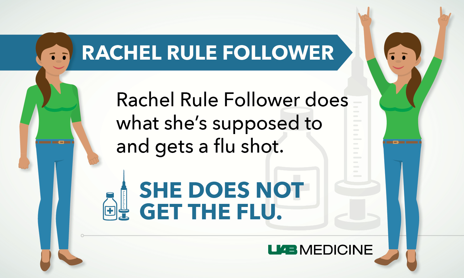 Rachel Rule Follower