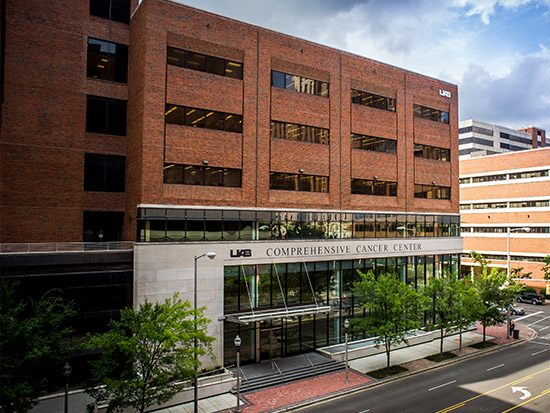 Gift will transform UAB Comprehensive Cancer Center