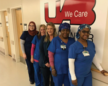 UAB Burn Center Provides Spray-On Skin and Other Innovative Treatments