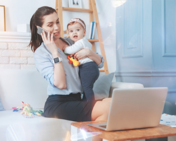 Three Things to Know about Millennial Moms