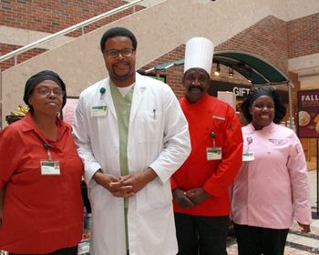 Food and Nutrition Services Reopening Baked Goods Shop