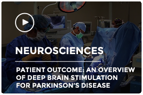 Deep Brain stimulation parkinson's disease