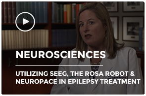 Kristen Riley SEEG ROSA robot Neuropace Epilepsy Treatment