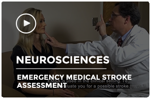 EMSA Neurology Emergency Medical Stroke Assessment