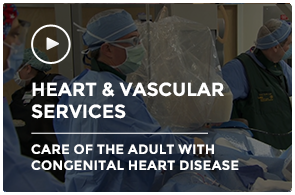 Care of the Adult with Congenital Heart Disease