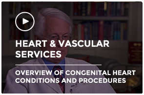 James Kirklin Congenital Heart Conditions and Procedures