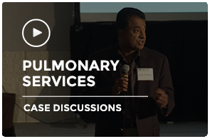 Victor Thannickal John Williams Case Discussions Pulmonary Critical Care Update