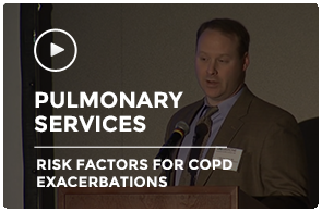 Chronic Obstructive Pulmonary Disease COPD Michael Wells Pulmonary Critical Care Update