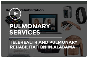 Telehealth and Pulmonary Rehabilitation in Alabama