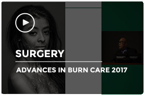 Hwang Burn Care Surgery Grand Rounds