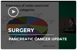 Contreras Pancreatic Cancer Surgery Grand Rounds