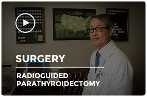 Herbert Chen Radioguided Parathyroidectomy HPT